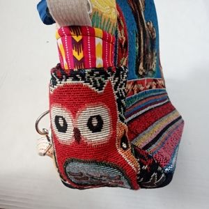 Bags - THAILAND   Handmade woven small backpack